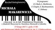 Recital fortepianowy w Szkole Muzycznej w Olecku