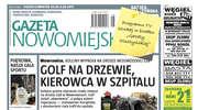 """Jutro nowe wydanie """"Gazety Nowomiejskiej"""""""