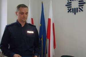 Jest nowy komendant Komisariatu Policji w Białej Piskiej