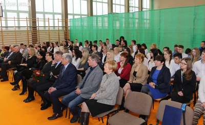 Zespół Szkół w Malinowie uczcił 130. rocznicę urodzin patronki [film, zdjęcia]