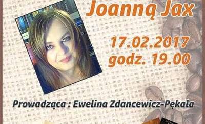 Spotkanie z Joanną Jax