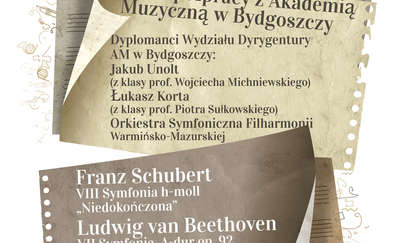 Koncert symfoniczny w filharmonii Warmińsko-Mazurskiej