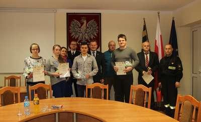 Szymon i Kacper będą reprezentować nasz powiat w Olsztynie