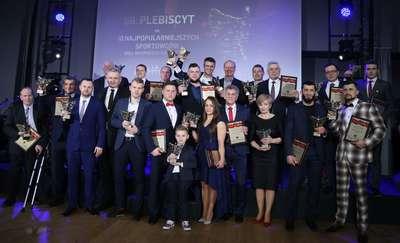Znamy zwycięzców 56. plebiscytu na 10 Najpopularniejszych Sportowców Województwa Warmińsko-Mazurskiego