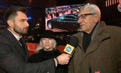 """Aktorzy opowiadają o filmie """"Pokot"""" Agnieszki Holland"""