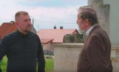 Bitwa pod Uzdowem [FILM]