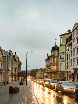Drogowe inwestycje Olsztyna