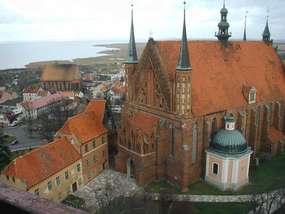 Frombork: Tajemnice kaplicy biskupa Szembeka