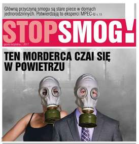 Stop smog!