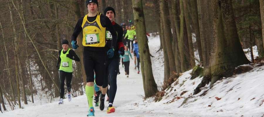 Najlepsi w piątym biegu CITY TRAIL w Olsztynie