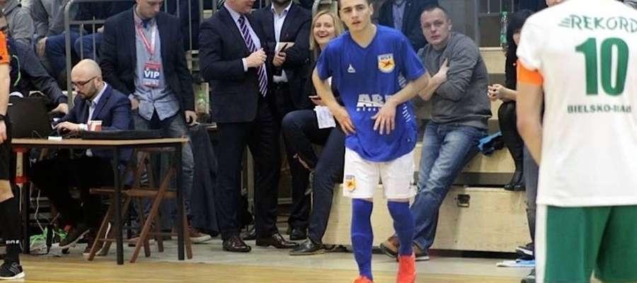 Sebastian Grubalski w barwach BSF Bochnia