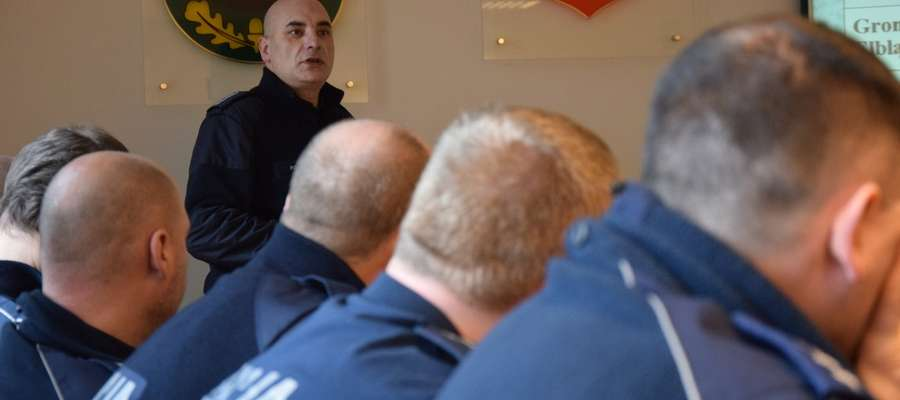 Ponad 300 interwencji... Policjanci z Gronowa Elbląskiego podsumowali rok [zdjęcia]