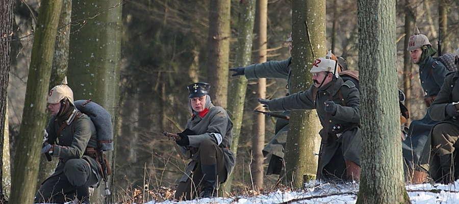 Leśna bitwa na początek Operacji Boyen 2017