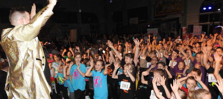 Winter Dance Festiwal w Nowym Mieście