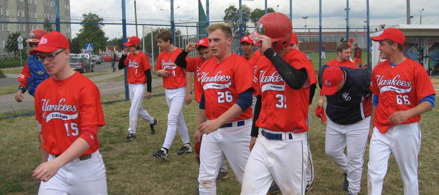 Yankees Działdowo to jedyny klub bejsbolowy na Warmii i Mazurach. Niestety, bez sponsora nie ma szans na utrzymanie się w Ekstralidze