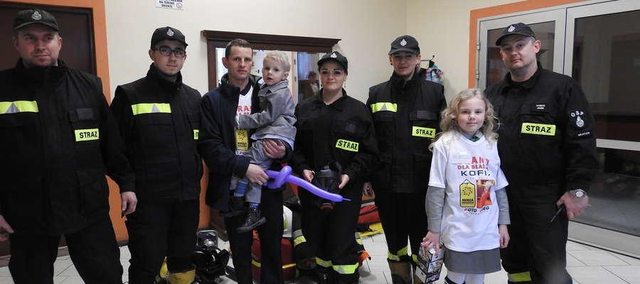 Nie zawiedli strażacy - ochotnicy z Bratiana