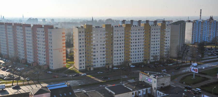 Osiedle Zawada w Elblągu