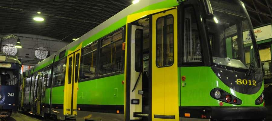 Zajezdnia tramwajowa w Elblągu