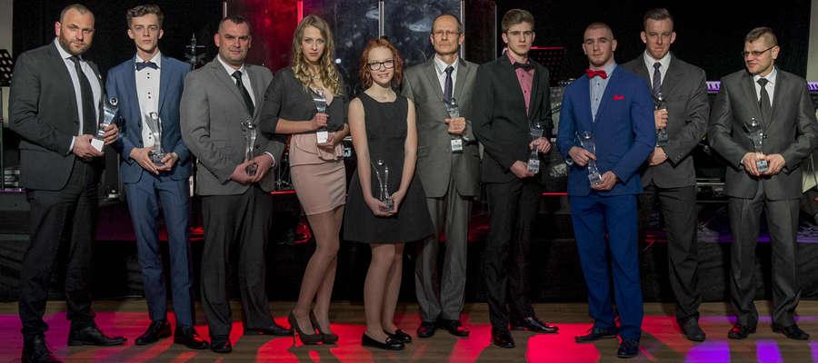 Dziesiątka najpopularniejszych sportowców Ostródy 2016
