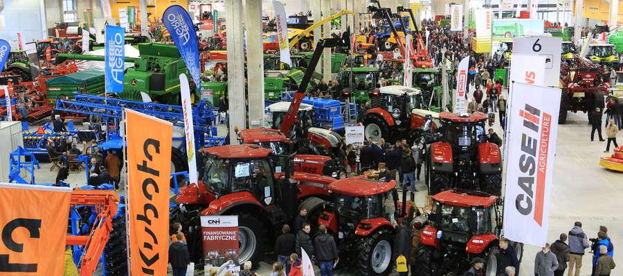 Mazurskie Agro Show, targi rolnicze w Ostródzie, PIGMiUR, Expo Mazury, wystawa maszyn rolniczych