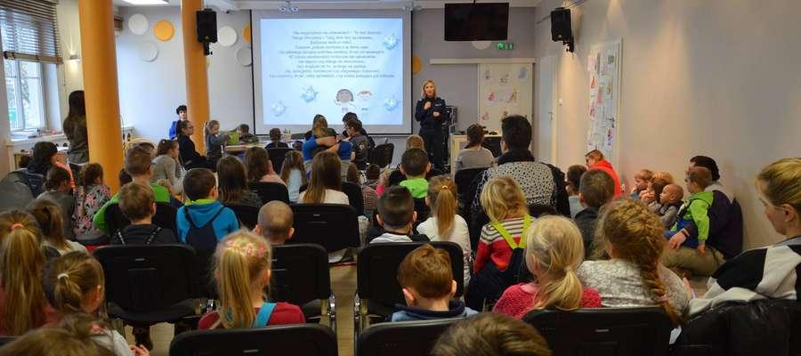 W czasie ferii w zajęciach uczestniczyło ponad 400 dzieci