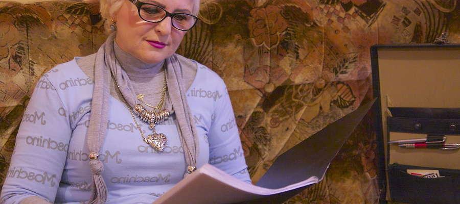 """Krystyna Zaborowska zainicjowała spotkania """"Amazonek"""" w Lidzbarku Warmińskim. Chce założyć stowarzyszenie wspierające chorych na raka"""