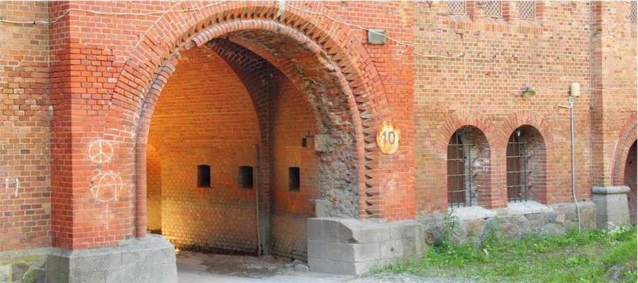 Brama Kętrzyńska Twierdzy Boyen