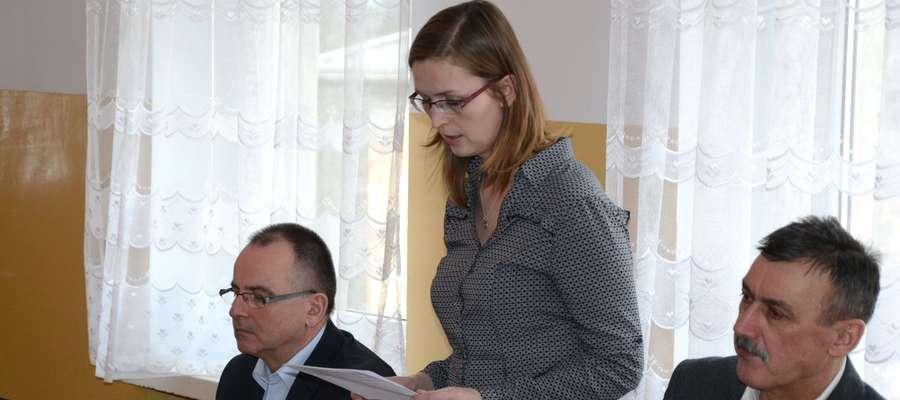 Skarbnikiem gminy została Jolanta Ruziecka
