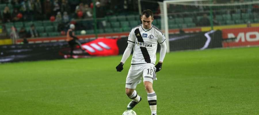 Michał Kucharczyk strzelił zwycięskiego gola w Cork