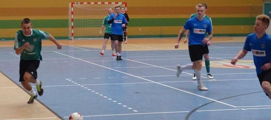 Drużyny Zawbudu Iława i Rolimpexu GKS Wikielec w tym sezonie mierzyły się już w pojedynkach grupowych (po jednym zwycięstwie każdej)