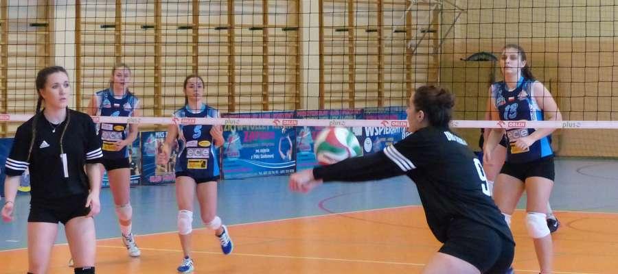 Mecz Zryw-Volley Iława —Chemik Olsztyn