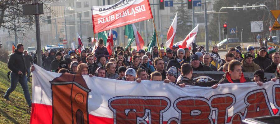 Po raz pierwszy marsz odbył się w ubiegłym roku