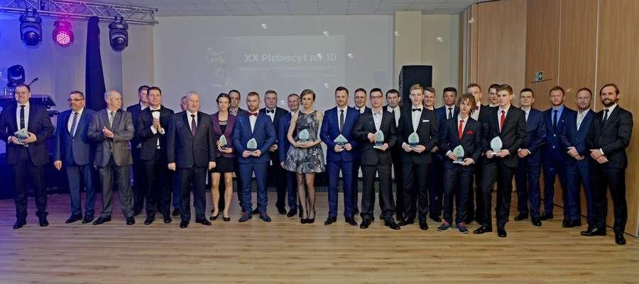 Laureatów 21. Plebiscytu Gazety Ostródzkiej poznamy 24 lutego na Balu Mistrzów Sportu