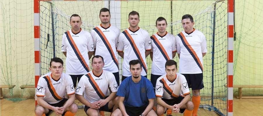 Emilianowo — mistrz Suskiej Ligi Futsalu 2016/17