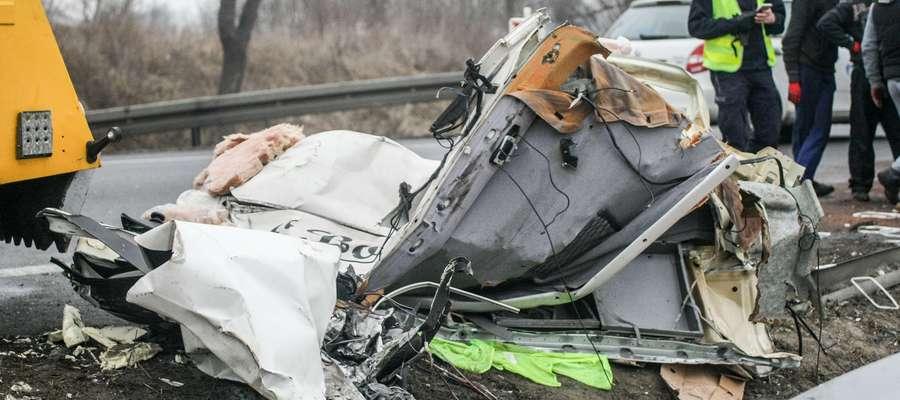 Wypadek wydarzył się w środę około godz. 23