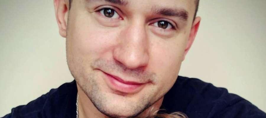 Pan Piotr w marcu pobiegnie razem z Drużyną Julki w 12. Półmaratonie Warszawskim, aby zebrać pieniądze na rehabilitację i sprzęt dla swojej córeczki Julii