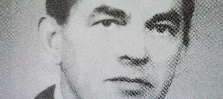 Zygmunt Grajkowski w latach 1961-1984 dyrektor działdowskiego Liceum