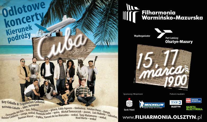 Odlotowy koncert. Kierunek - KUBA! - full image
