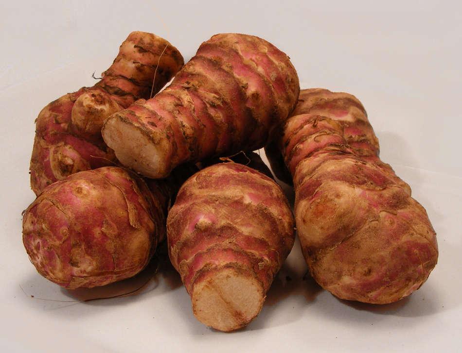 Topinambur zamiast ziemniaka - full image