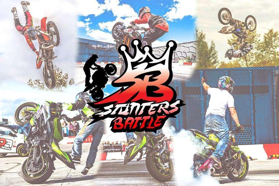 Stunters Battle 2017 — Drift i akrobacje motocyklowe w Olsztynie. Przyjadą zawodnicy z całego świata - full image
