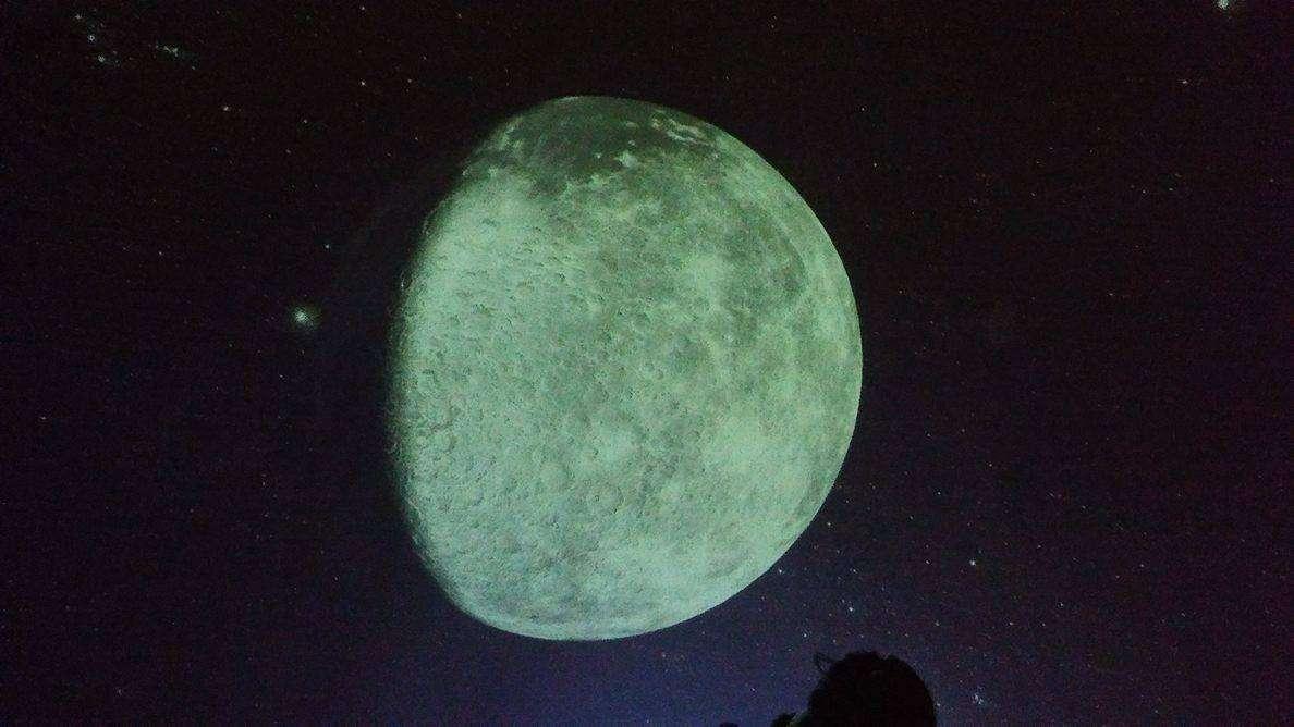 Kosmos w oczach poety w olsztyńskim Planetarium - full image