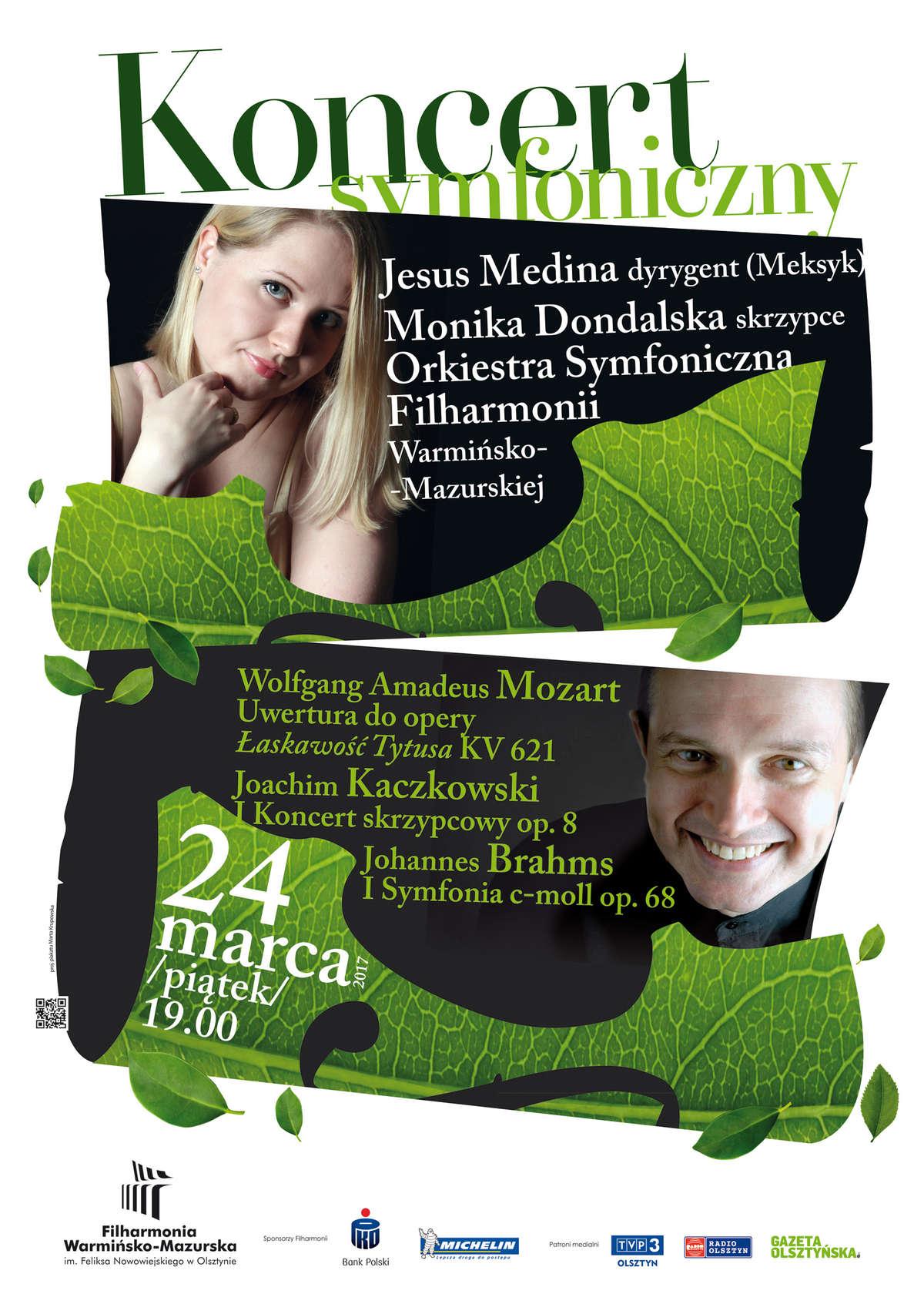Jesus Medina z Meksyku będzie dyrygował w Olsztynie - full image