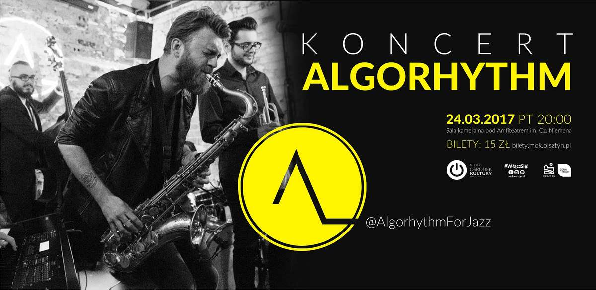 Koncert grupy Algorhythm - full image