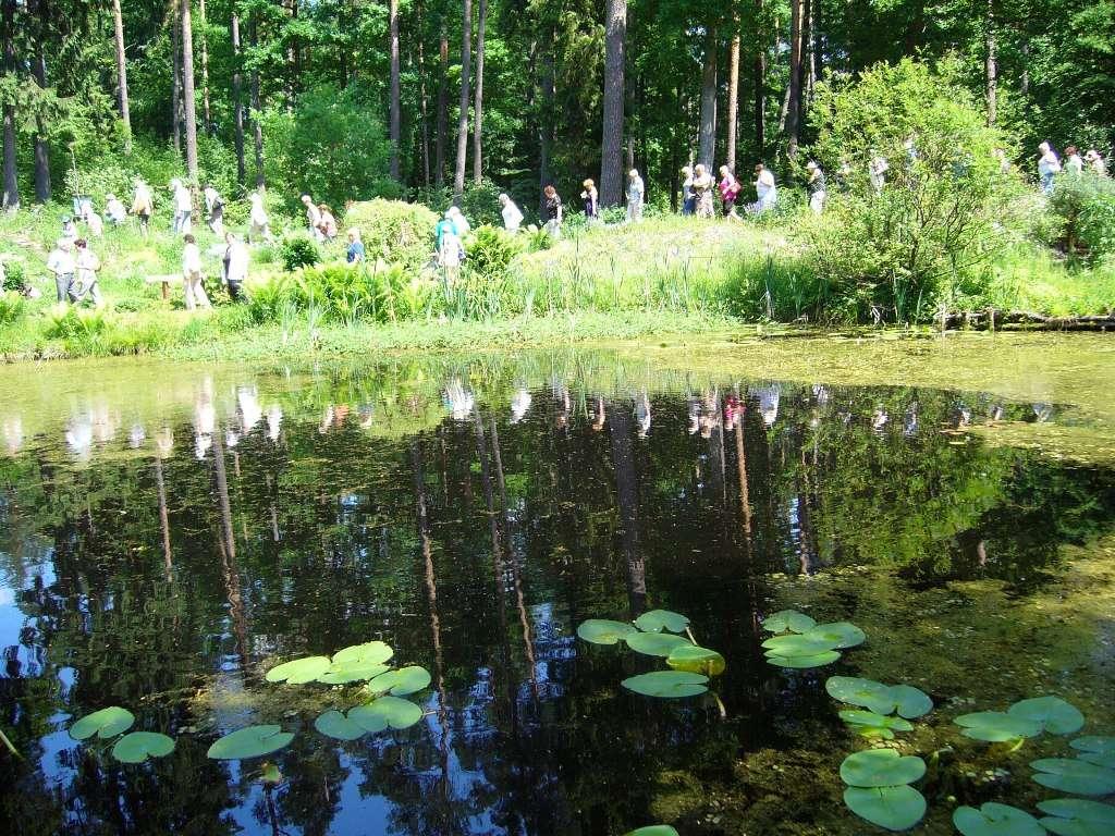 Wyicieczka w Leśnym Arboretum Warmii i Mazur w Kudypach - full image
