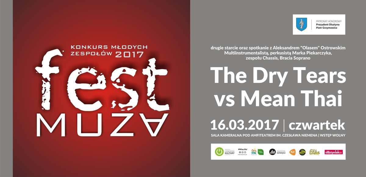 Fest Muza 2017 – drugie starcie eliminacyjne - full image