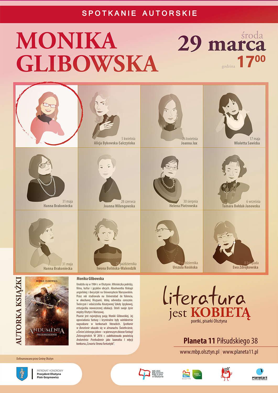 Spotkanie z Moniką Glibowską w Planecie 11 - full image