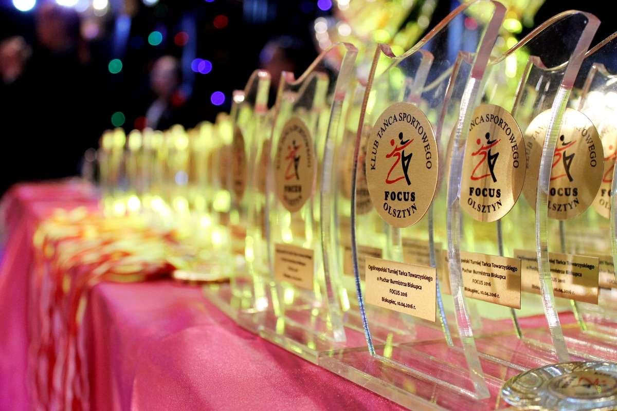 II Ogólnopolski Turniej Tańca Towarzyskiego o Puchar Burmistrza Biskupca FOCUS 2017 - full image