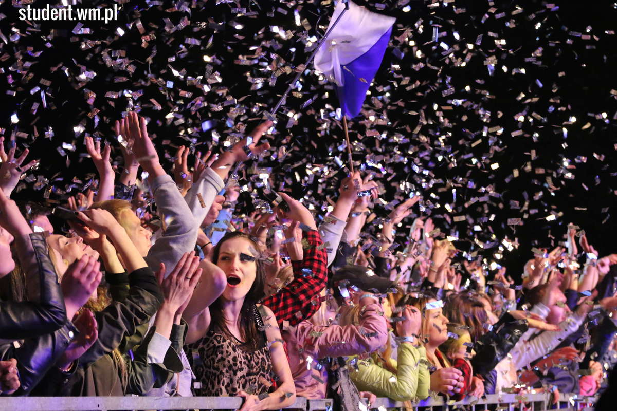 Kortowiada 2017: INNA wystąpi na Górce Kortowskiej! - full image