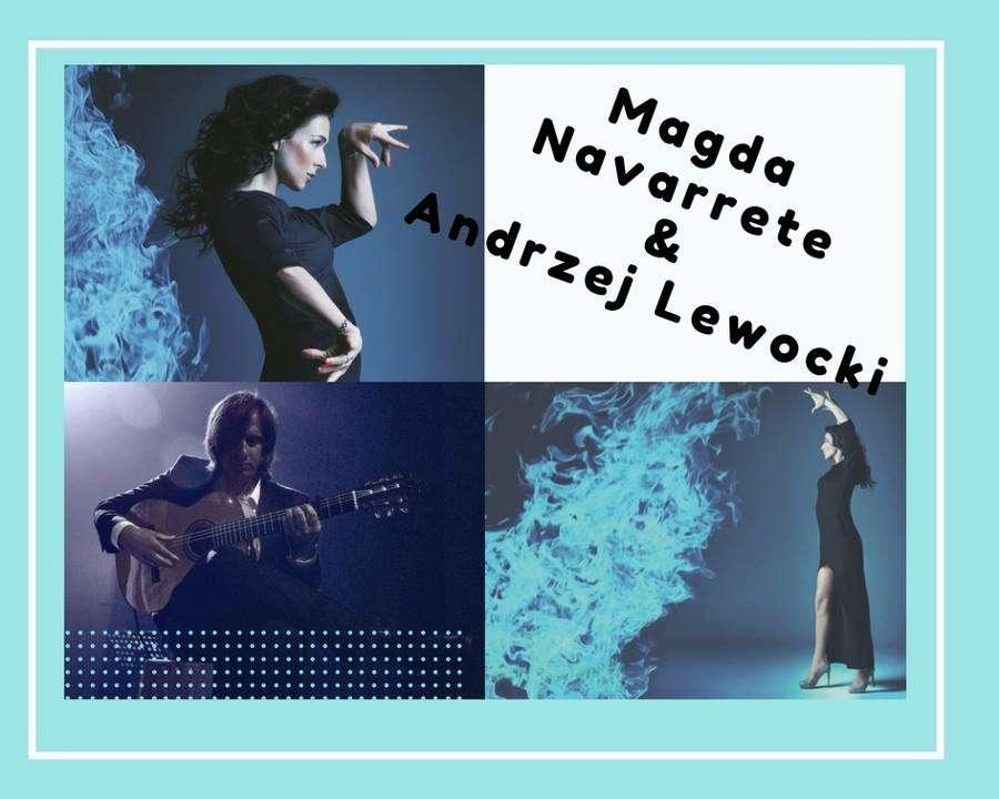 Flamenco - Magda Navarrete & Andrzej Lewocki  - full image