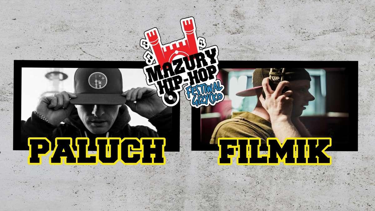 XVI edycja Mazury Hip-Hop Festiwal 2017 – kolejna odsłona line-upu  - full image